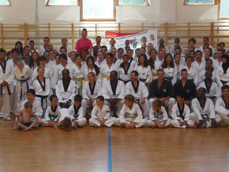 2013.07.29-08.04. Edzőtábor Balatonszemes