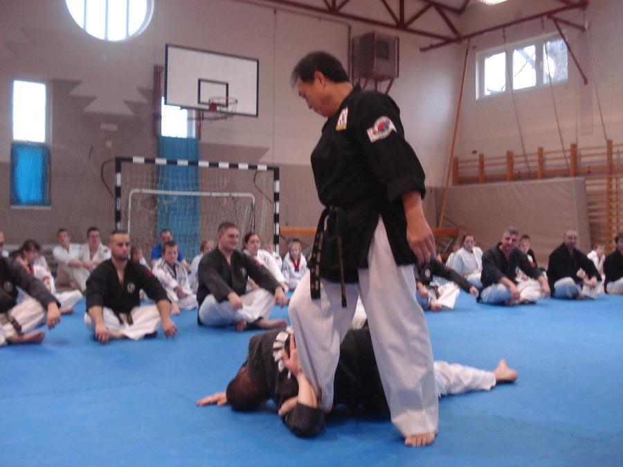 2014. december 07. – I. Do Am Hapkido Országos Bajnokság